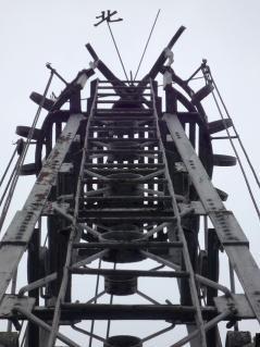 岡崎市六供町の火の見櫓