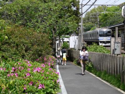 横須賀線 北鎌倉駅