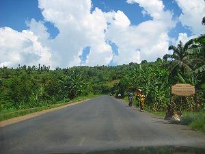 ブルンジの景色