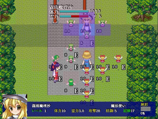 東方SRPG(仮)004