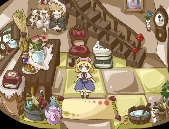 アリスのミニキッチン001