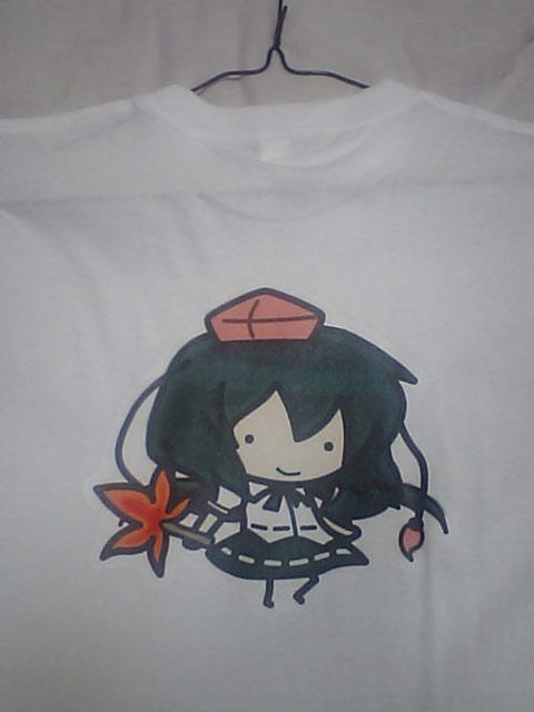Tシャツあや2