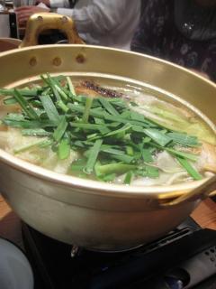 白ちゃんこ鍋