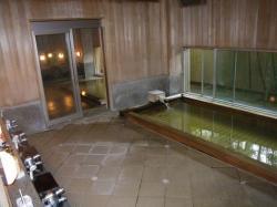 諏訪の温泉は熱い!でもいい湯でした