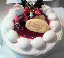 らぽっぽのケーキ