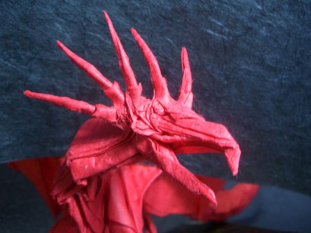 ハート 折り紙 エンシェントドラゴン 折り紙 : origamizuki.blog112.fc2.com