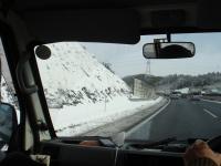 雪で高速も事故ラッシュ!