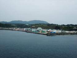 徳之島に到着!