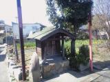 井口堂の地蔵