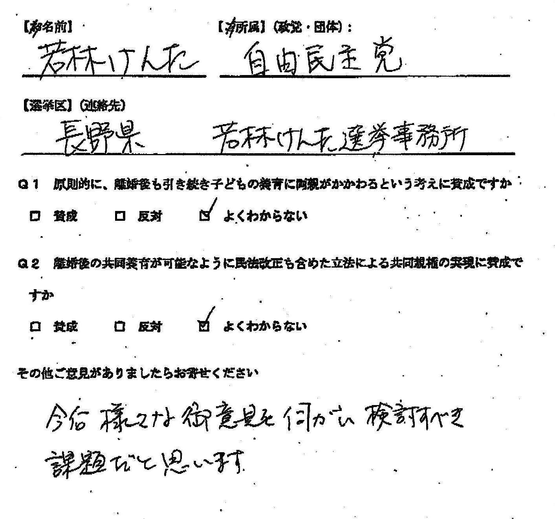 日本共産党中野 さなえ