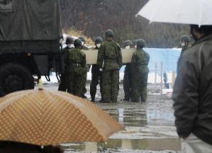 東日本大震災 自衛隊 01