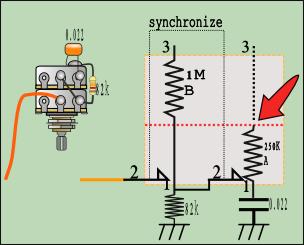 TBXの回路図