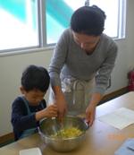 20091109親子でおやつ