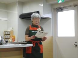 土田和子さん