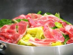 春野菜の蒸ししゃぶ001