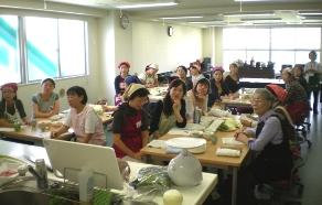 20091020 料理教室
