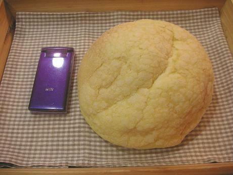 びっくりメロンパン