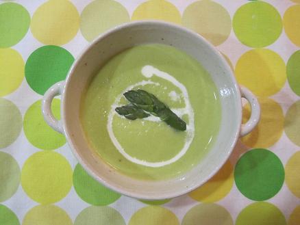 えんどう豆のスープ2
