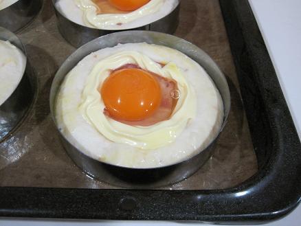 エッグパン成形