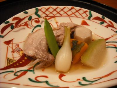 マグロほお肉の煮物.JPG