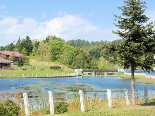 煌めきの湖