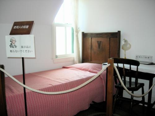 使用人の部屋