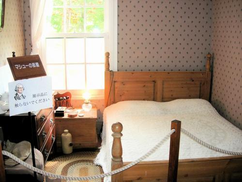 マシューの部屋