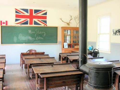 学校内部・教室
