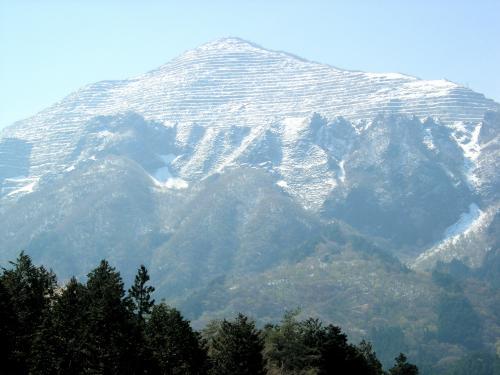 ミルフィーユ山