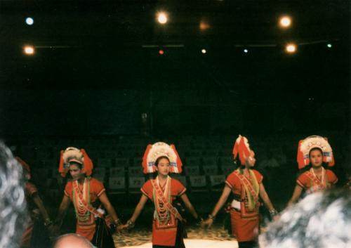 アミ族の踊り