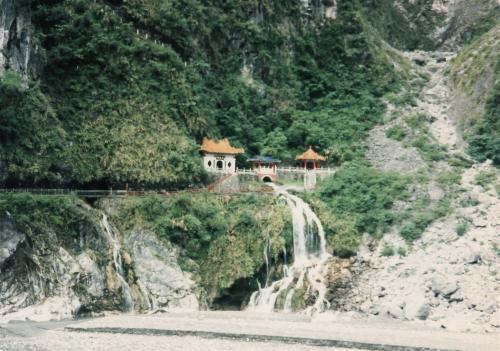 タホロ峡谷