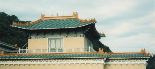 故宮博物館・細長