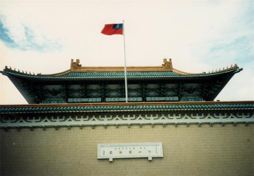 故宮博物館・横