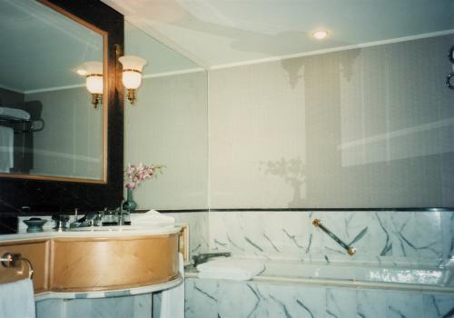 ホテル・洗面台