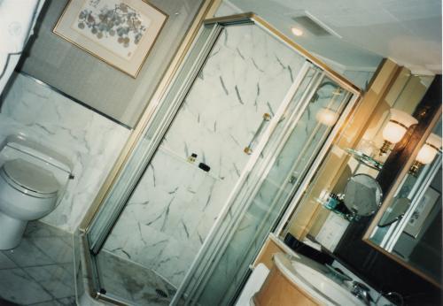 ホテル・シャワー