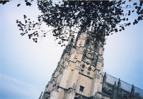 カンタベリー大聖堂*