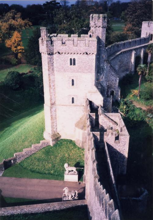 アランデル城壁