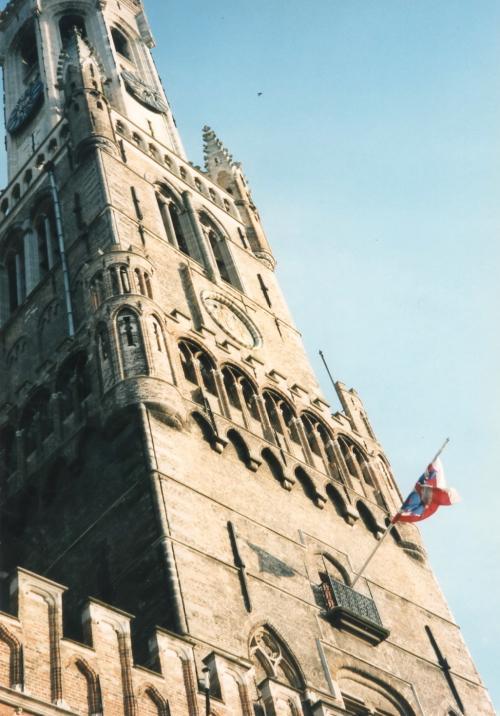 ブルージュ鐘楼