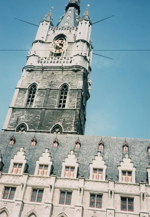 ゲントの鐘楼