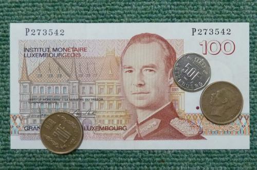 ルクセンブルク紙幣