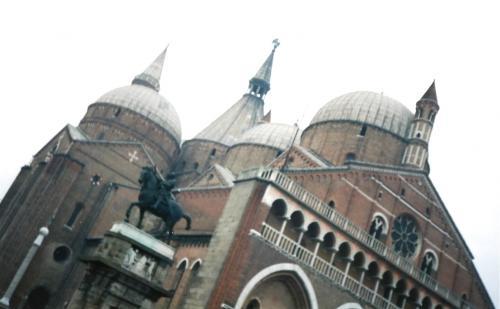 サンアントーニオダパドヴァ聖堂
