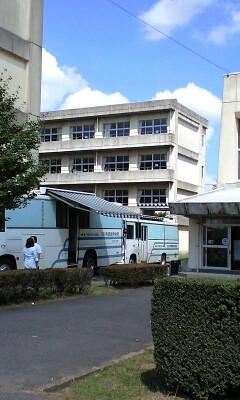 集団検診所