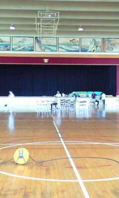 井野中学体育館