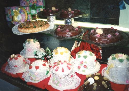 ベニスのケーキ