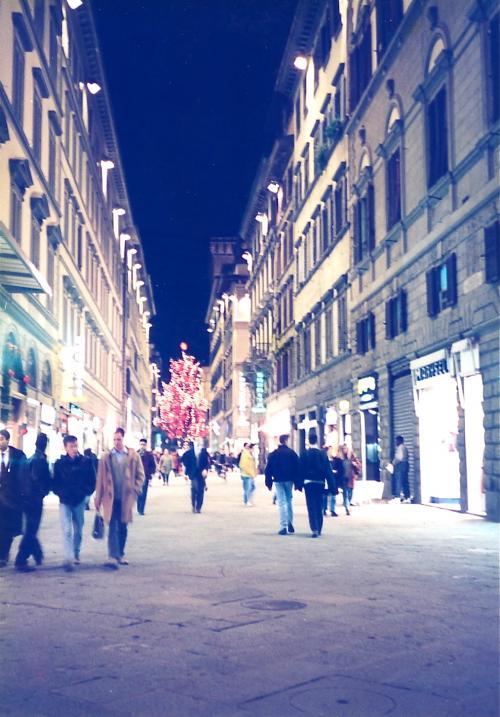 フィレンツェ通り