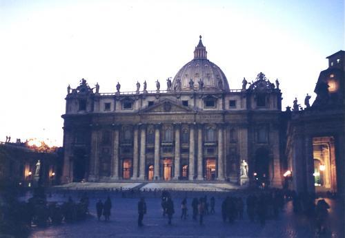 サンピエトロ寺院
