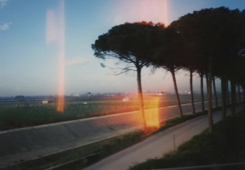イタリアの車窓から