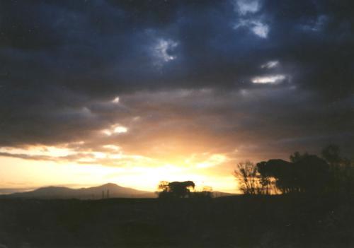 イタリアの夜明け
