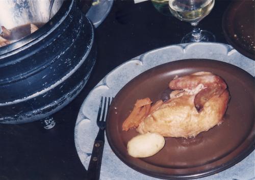 中世ディナー