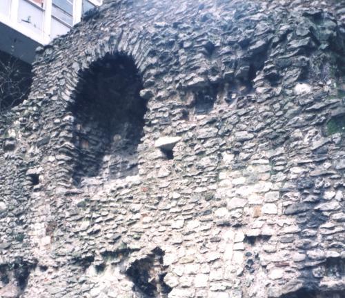 ローマ城壁
